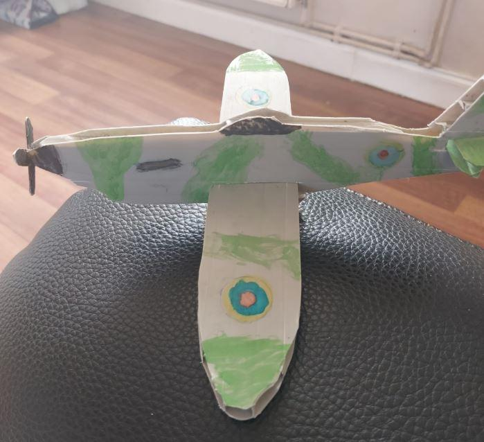 Conor Y6 - Spitfire jet for VE Day
